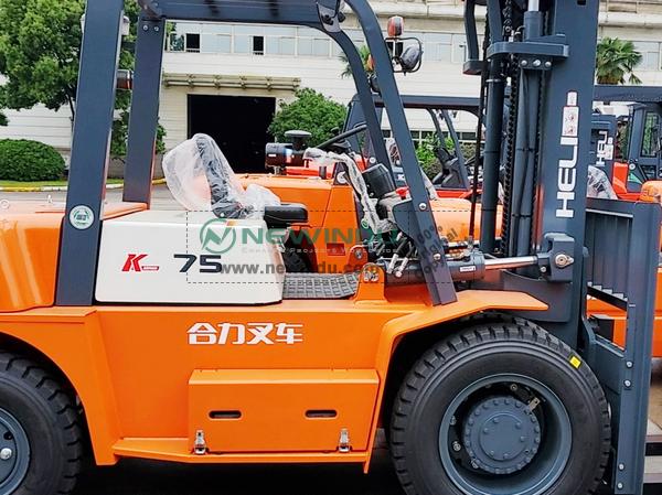 Phlippines - 1 Unit HELI CPCP75 Forklift
