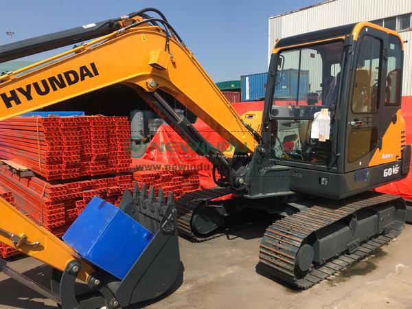 HYUNDAI R60VS Excavator
